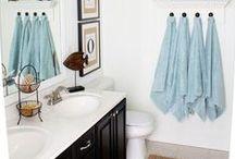 Bathroom Re-Do Ideas!  / by Chris Carpenter