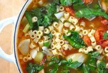 I love SOUP! / Soup Recipes / by Chris Carpenter