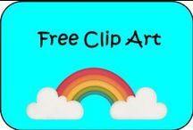 Free Clip Art, Frames, etc