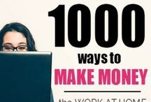 Best of Real Ways to Earn / This is a Pinterest board showcasing the most popular and helpful posts from realwaystoearnmoneyonline.com. Do you need to work from home? These posts will give you the answers you're looking for!