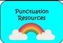 Punctuation resources