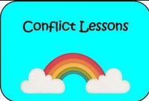 Conflict Lesson Ideas