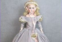 Antique Bisque Dolls / by Zina