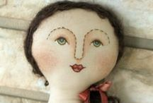 Cloth Dolls that Inspire / by Zina