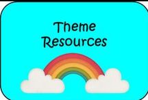 Theme Resources / Resources for teaching theme