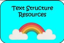 Text Structure Resources