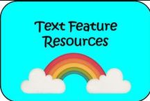 Text Feature Resources