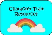 Character Trait Resources