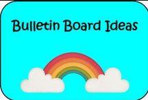 Bulletin Board Ideas