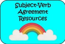 Subject-Verb Agreement Resources