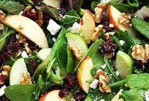 Salads - Dressings - Sauces / by Chris Carpenter