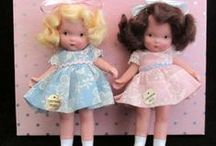 Nancy Ann Storybook Dolls / by Zina