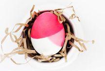 E A S T E R     d i y / Spring: rebirth. A time for new creations.