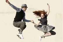 Swing - Lindy hop -