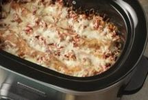 Crockpot Recipes / Crock pots are fantastic for thrifty cooking.