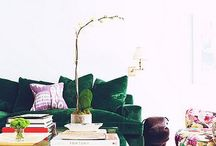 INTERIOR DESIGN / Suggestione, Ideas, Details and more for the perfect home