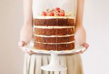 Cakes / Ideas for wedding cakes. / by IntimateWeddings.com