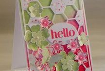 homemade cards / by Denise Ridgeway-Hays