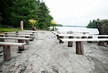 cottage wedding / Cottage wedding ideas for summer weddings.
