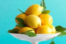 lemon wedding / Lemon wedding ideas.