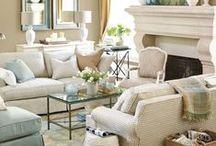 Den/Living Room Envy / by Rachel Stephens