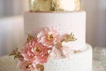 WEDDING CAKES / wedding cake ideas / by Alicia Keats Weddings + Events