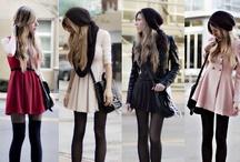 Fashion / by Rebecca Capriulo