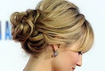 HAIR / bridal hair style and insperation / by Alicia Keats Weddings + Events