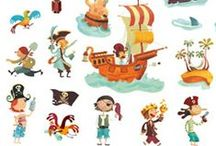 Pirates / www.bianca-and-family.com
