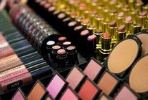 make-up galore. / by Melissa Quesada