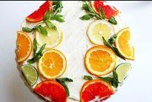 [yum sweet treats] / by Hayley Bloomingdale
