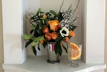My Flowers / Flower arrangements I've made!