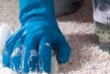 Clean That Up! / by Rachel Stephens