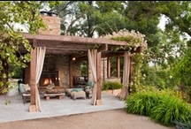 Outdoor Living / Inspiring ideas for the yard.