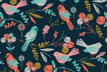 patterns and prints. / by Melissa Quesada