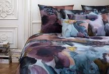 For the Bedroom / A cosy blanket, a lovely big bedspread or a soft duvet cover. You'll find it here, with RoyalDesign.
