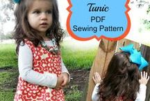 Whimsy Couture sewing patterns / by Whimsy Couture Sewing Patterns