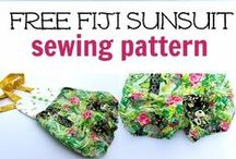 Free Sewing Tutorials & Patterns / Here are all my tutorials and patterns I made for Whimsy Couture and DIY Crush!