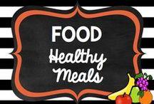 Healthy: Meals