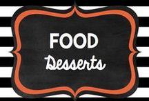 Food: Dessertssss