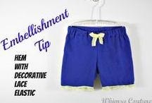 Embellishment Ideas
