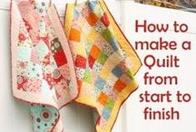 creatif : quilts / curiosity about this unchartered territory... / by MamaQ