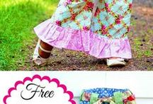 Sewing Tips  / by Whimsy Couture Sewing Patterns