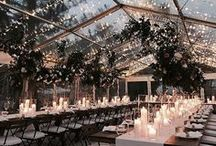 Reception Styling / Wedding reception styling inspiration