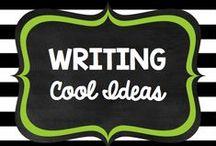 Teaching: Writing / Teaching writing  / by Rock and Teach