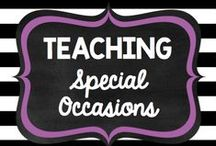 Teaching: Special Occ / by Rock and Teach