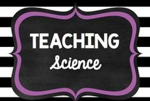 Teaching: Science / by Rock and Teach