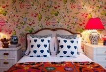 Bedrooms / by Reagan Geschardt