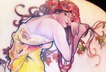 ra-ta-tat-Tats / some gorgeous unusual tattoos / by Gigi Natasha