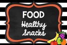 Healthy: Snack Ideas